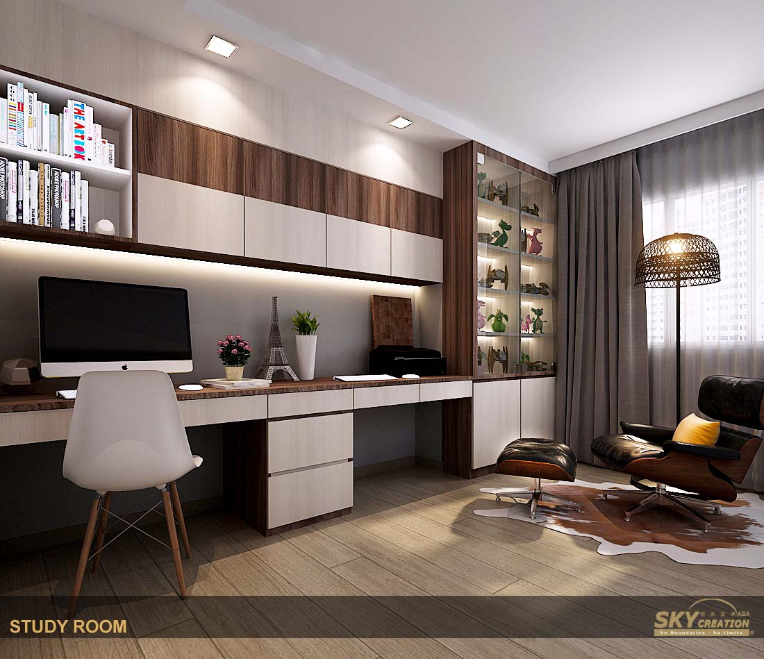 Best Study Room Designs: Skycreation Asia